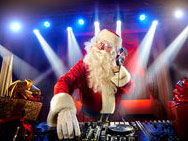 christmas party dj hire