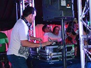 bars clubs dj hire